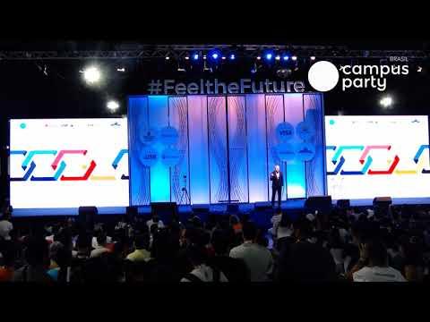 #CPBR11 - Palco Feel the Future - 01/02/2018 20:30 - 21:30 - Revolução Blockchain