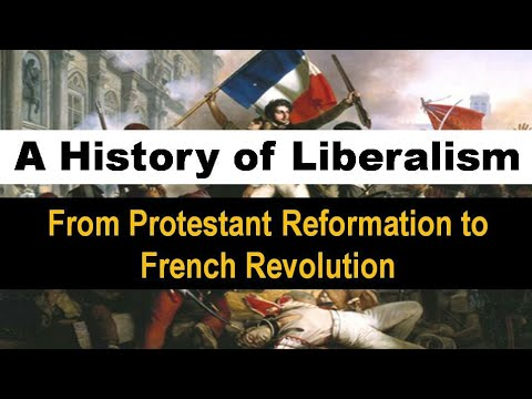 Liberalism : A brief History ( in Hindi and English )