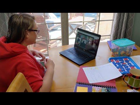 Hite Elementary School – Teaching From Home