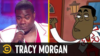 Surviving the Craziest Thanksgiving Ever - Tracy Morgan - Re-Animated