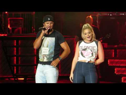 "Luke Bryan ""Country Girl"" Live @ PNC Arts Center"