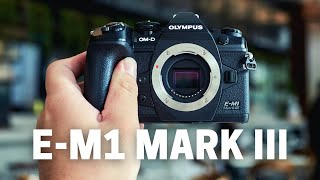 Olympus OM-D E-M1 Mark III Review - An E-M1X In A E-M1 Mark II Body And More