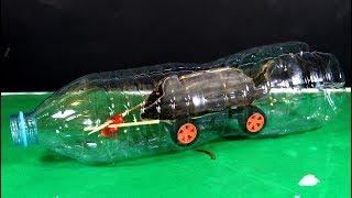 Perangkap tikus yang luar biasa dari botol plastik