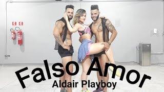 Baixar Amor Falso ( Parabéns pra você ) - Aldair Playboy |Coreografia Coreografia Bom Balanço Fit