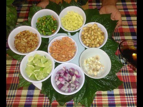 #miangkham-version-francaise-#เมี่ยงคำ-#thaïsnack-#apéritifthaï