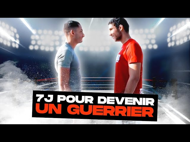 7 JOURS POUR DEVENIR UN BON COMBATTANT (EZBIRI FIGHT CAMP #EP2:)