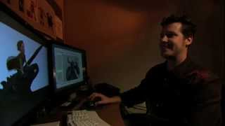 HOW TO TRAIN YOUR DRAGON - Interview with Damon Crowe, Head of Character Effects Supervision