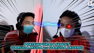 TIMNAS GARUDA MUDA VS TIM INDONESIA LEGEND   BAMBANG PAMUNGKAS KEMBALI MERUMPUT ?!?