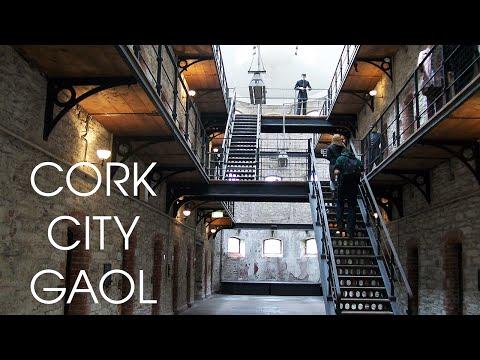 Cork City Gaol, Ireland