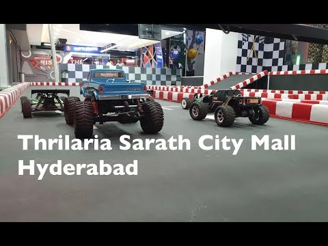 Thrilaria Adventure & Sports Park | Hyderabad | Sarath City Mall