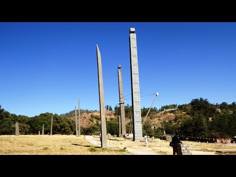 Axum - Legendary Kingdom  of Ancient Ethiopia