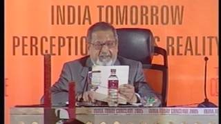 India Today Conclave: Session With V.S. Naipaul