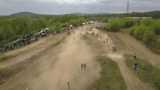 Мотокросс Большие гонки на Камчатке 10.06.2017