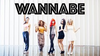 Spice Girls - Wannabe Cover Song!