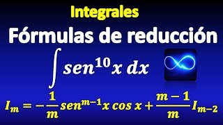 331. Integration by reduction formulas: sin^10
