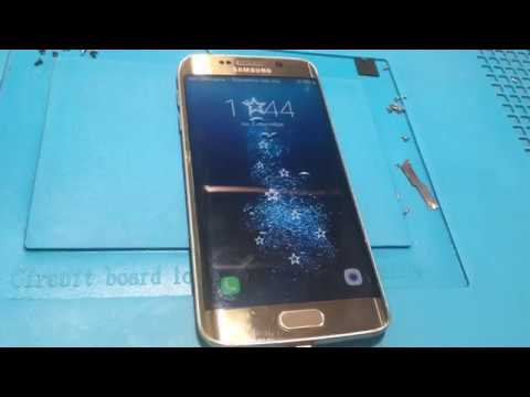 Samsung  S6 Edge G925A T-mobile русификация