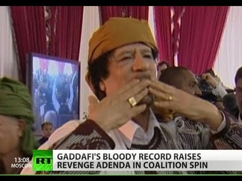 Revenge Gaddafi? RT digs for real reasons behind Libya bombing