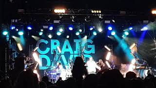 Craig David Market Rasen 17th August 2019 when you know what love is Video