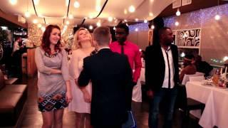 видео свадьба в европейском стиле сценарий