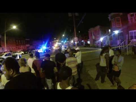 Homicide on Allegheny Avenue in Philadelphia - 8/5/2013 - Part 2