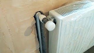 як зробити просте опалення будинку