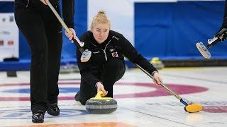 CURLING: KIM (KOR) - SIGFRIDSSON (SWE) 2016 CCT Stockholm Ladies Curling Cup | Quarter Final | thumbnail