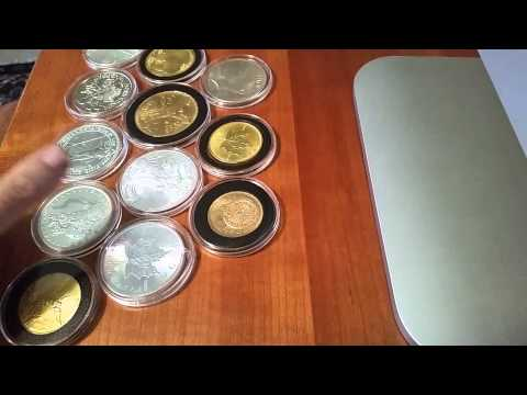 Silver and Gold Stackers, what I learned from you.