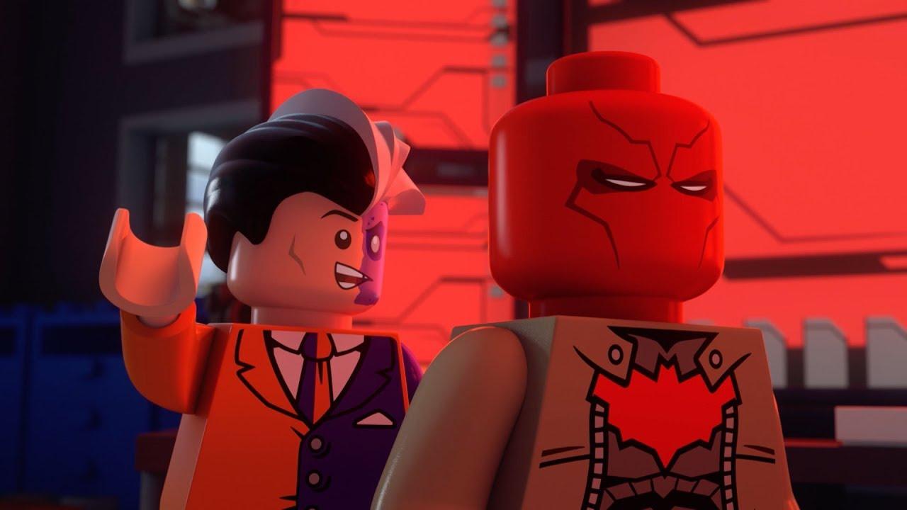 "LEGO DC: Batman - Family Matters - ""The Most Important ..."