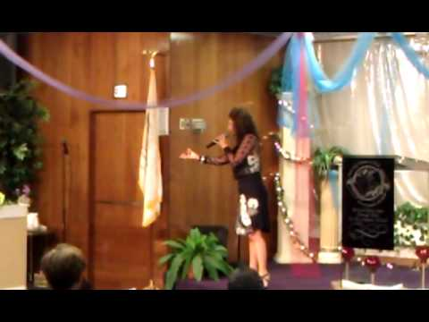 """""""Don't Get Caught Up"""" Pastor Tina Russell """"Women of Glory"""" 2011 Conference New Life House of God"""