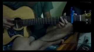 đệm hát guitar bolero - Biển mặn - Trần thiện thanh