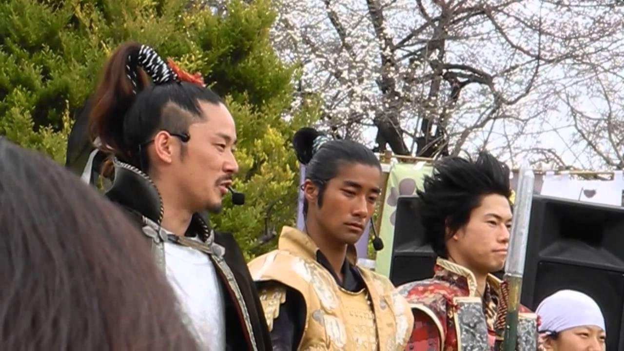 名古屋おもてなし武将隊-出立式...