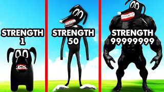 CARTOON DOG Becomes STRONGEST MAN In GTA 5