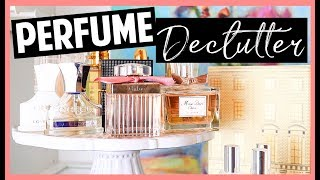 Perfume Collection + Declutter!