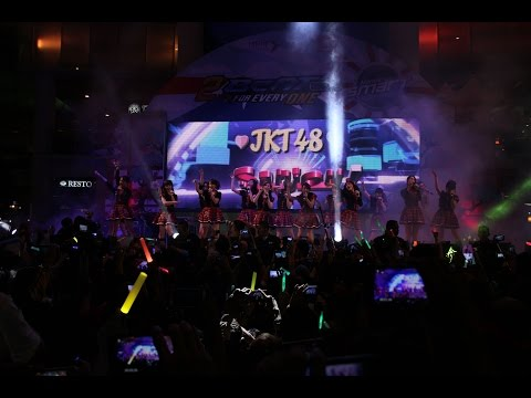 JKT48 Sanjou! - Live at Sutos 12-September-2015