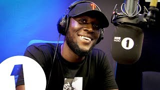 """I didn't know what I was doing!"" Stormzy on #Merky and his first book."