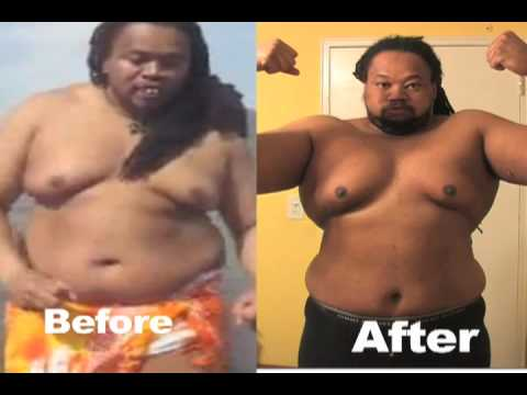 """Fat To Fitness """" A New Beginning  """"Coming in 2010"""" 6ft 4inches 372 lbs"""