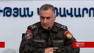 Հայաստանում 6 ոստիկան վարակված է կորոնավիրուսով