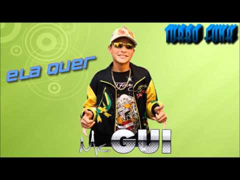 Mc Gui - Ela Quer ( TURBO FUNK ) TRAVEL_VIDEO