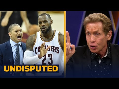 Skip Bayless reveals what Ty Lue's 'hidden agenda' comments mean for LeBron's Cavs   UNDISPUTED