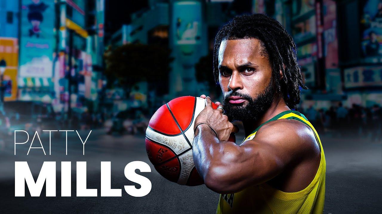 Patty Mill's Top Plays for Australia | #Tokyo2020 ⚡ mixtape