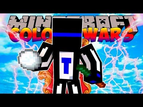 Minecraft Colony Wars : Я стал Зевсом #25