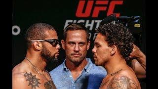 UFC SP: Confira todas as encaradas da pesagem