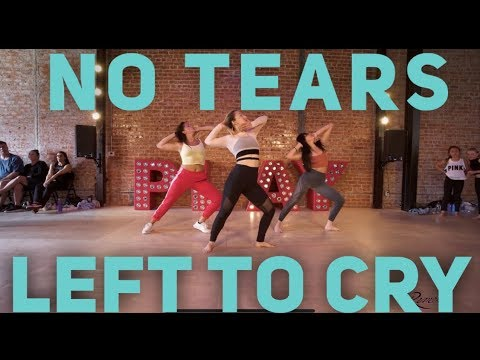 """No Tears Left To Cry"" Rumer Noel Choreo @ArianaGrande"