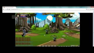 Noob Quests on AQW