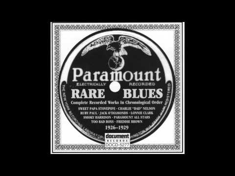 Charlie 'Dad' Nelson - Red River Blues