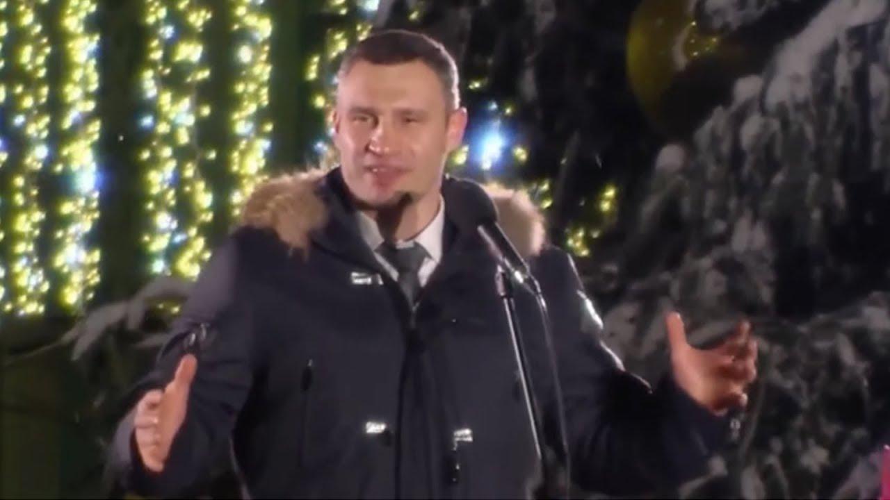 Віталій Кличко : Зіркове нібо
