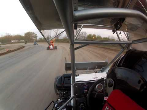 April 28, 2012-Paradise Speedway 600 Pro Hot Laps