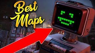 Top 5 Maps in Infinite Warfare Zombies! *TRIGGER WARNING* (IW Zombies Top 5)