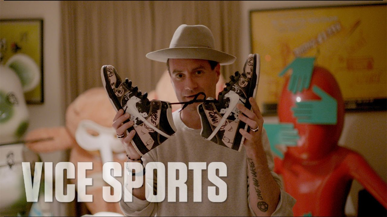 e1556c0b PRESENTED BY NIKE SB: FIFTEEN YEARS OF SB DUNK - Stories from the Inside  Out. VICE Sports