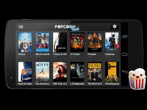 How to Watch Free Movies On Your Android Smartphone 2016! Popcorn Time